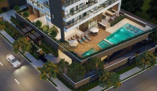 Apartamento para venda com 107 metros quadrados com 3 quartos em Cocó - Fortaleza - CE - Foto 2
