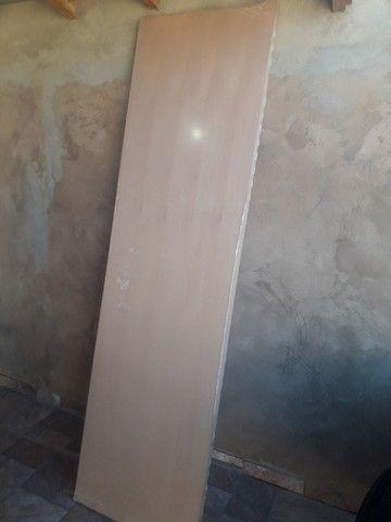 Porta para banheiro está nova nunca foi usada. - Foto 2