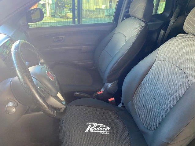 Fiat Strada Hard Working 1.4 Preto - Foto 6