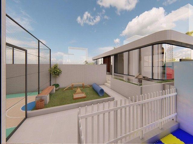Apartamento em construção, 03 suítes, piscina, varanda, 03 vagas de garagem privativas, Ba - Foto 11