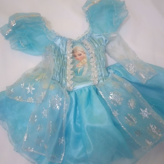 Vestido da Frozen  - Foto 2