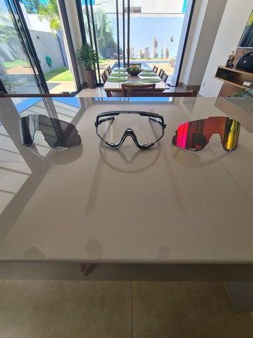 Vendo óculos de Ciclismo 100 %