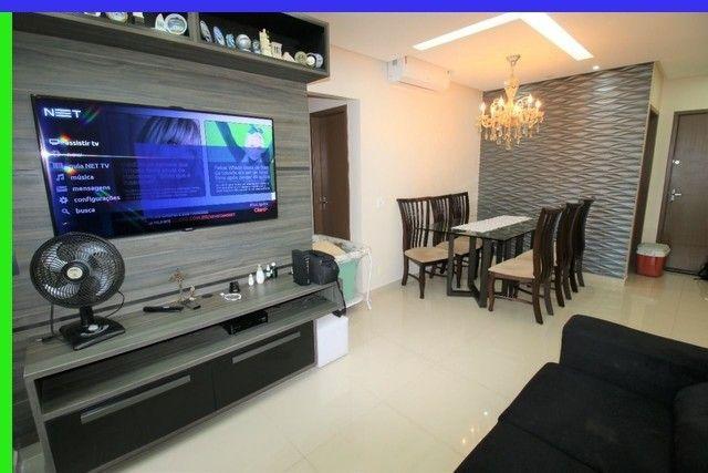 Condomínio weekend Club Apartamento 3 Quartos Ponta Negra - Foto 11