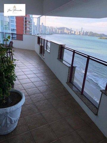 Apartamento com 4 dormitórios à venda por R$ 2.600.000 - Frente mar - Balneário Camboriú/S - Foto 4