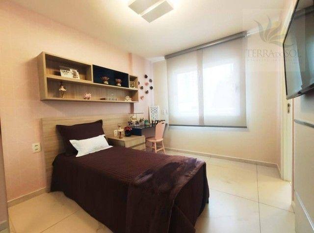 Apartamento com 3 dormitórios à venda, 127 m² por R$ 1.273.818 - Aldeota - Fortaleza/CE - Foto 20