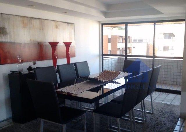Apartamento para Locação em Maceió, Ponta Verde, 5 dormitórios, 4 suítes, 8 banheiros, 3 v - Foto 6