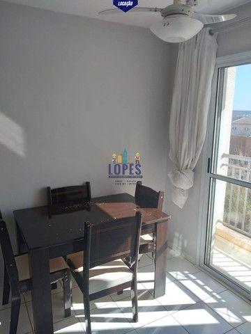Alugo apartamento 2 quartos semi-mobiliado no condomínio Monte Carlo.  - Foto 3