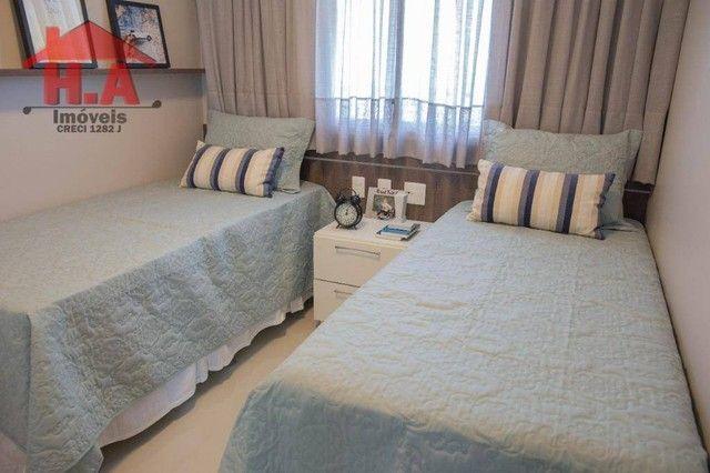 Apartamento à venda, 70 m² a partir de R$ 498.000 - Engenheiro Luciano Cavalcante - Fortal - Foto 8