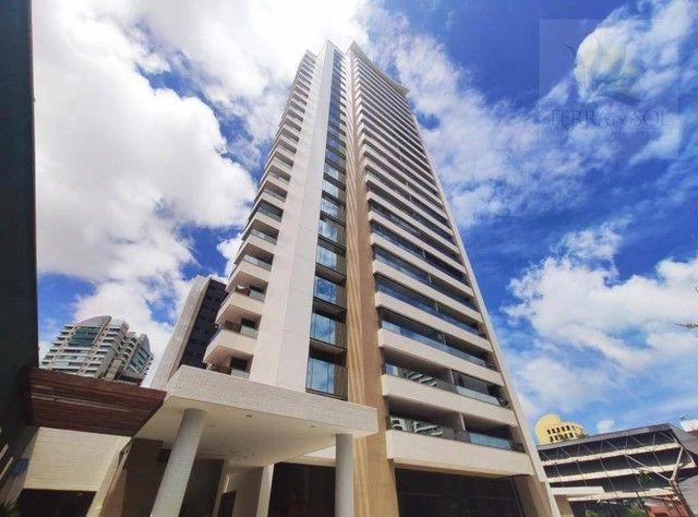Apartamento com 3 dormitórios à venda, 162 m² por R$ 1.490.000,00 - Aldeota - Fortaleza/CE