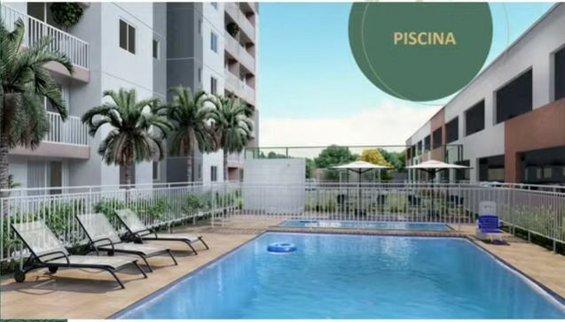 Apartamento Residencial Reserva do Horizonte - Foto 3