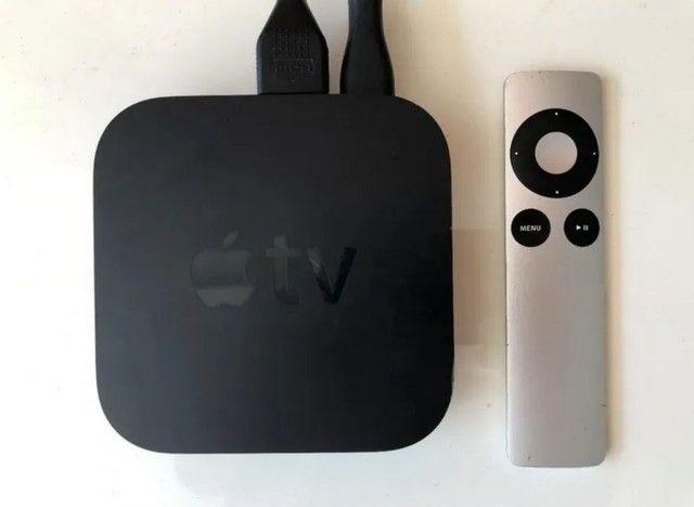 Apple Tv Terceira geração 3 com controle remoto