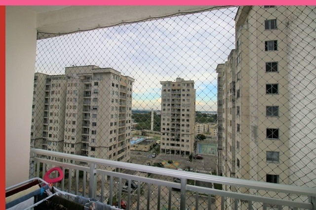 Condomínio weekend Club Apartamento 3 Quartos Ponta Negra - Foto 12