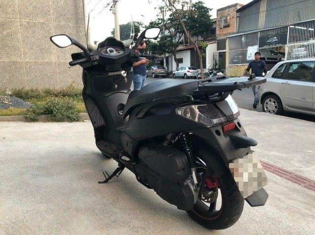 Dafra Citycom 300cc automática 2016 Muito Nova!! - Foto 8