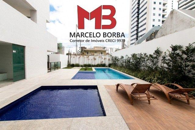 Vendo Apartamento 5 Quartos 178m2 (2 suítes) Ed João Pedro, M Nassau Caruaru - Foto 2