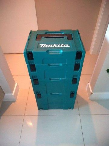Maletas Mak PAC Makita, caixa de ferramentas