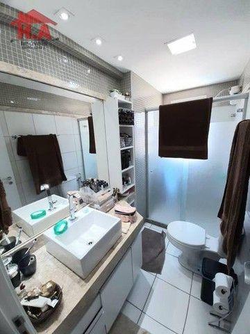Apartamento com 3 dormitórios à venda, 136 m² por R$ 950.000,00 - Aldeota - Fortaleza/CE - Foto 11