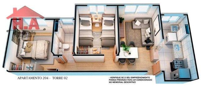 Apartamento à venda, 60 m² por R$ 189.690,00 - Passaré - Fortaleza/CE - Foto 16