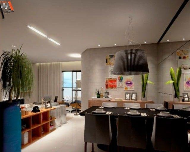 Excelente apartamento no Ed. Luigi Donadio com 3 suites. - Foto 2