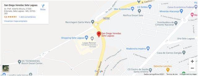 Flat de Alto Luxo para investidores no Hotel Veredas ao lado do Shopping Sete Lagoas  - Foto 4