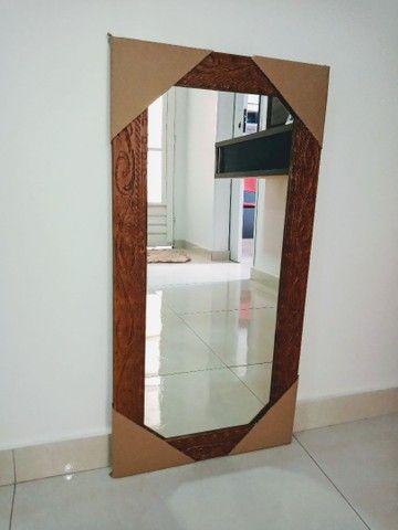 Espelhos Novos Tamanho 35x75 - Foto 5
