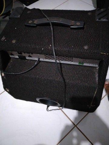 Vendo amplificador - Foto 2
