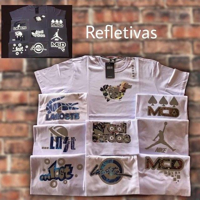 Camisa malha 30.1 - Foto 3