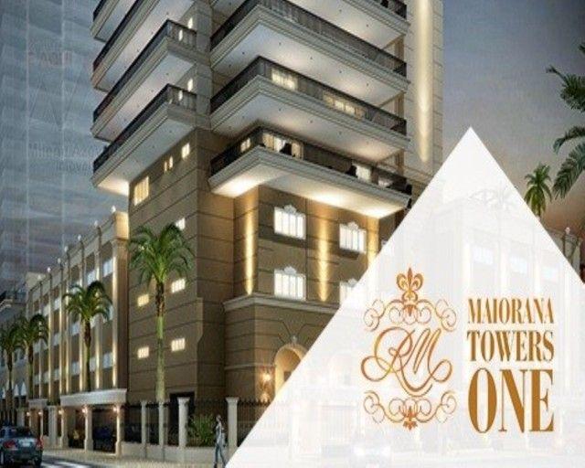 Lindo apartamento no Ed. Number One, novo, área condominial completa, bairro do Umarizal - Foto 4