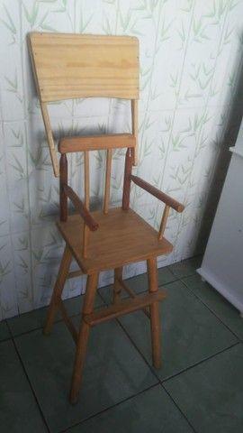 Cadeira de papá - Foto 2