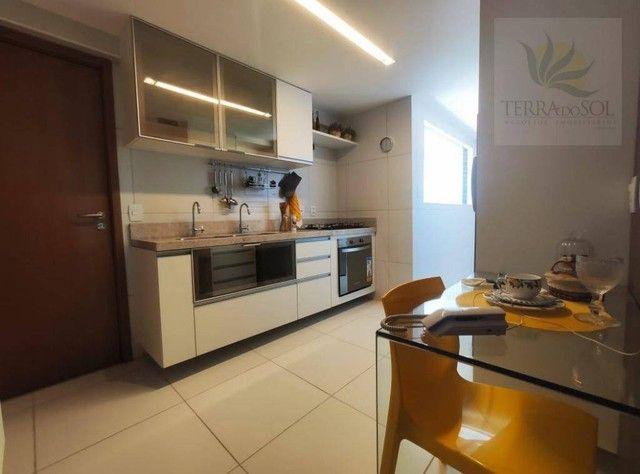 Apartamento com 3 dormitórios à venda, 146 m² por R$ 1.095.000 - Engenheiro Luciano Cavalc - Foto 11