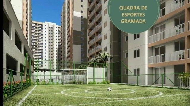 Apartamentos em Samambaia-2 quartos-Sinal 1.500-lazer completo - Foto 3