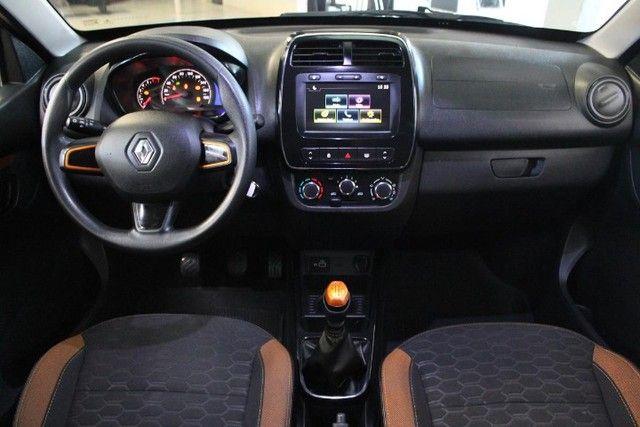 Renault Kwid Outsider 1.0 Flex 12V - Foto 6