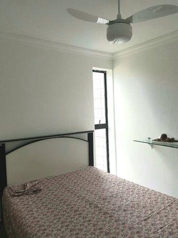 Ponta de Campina  - Vendo apartamento mobiliado! 200 metros do mar!  - Foto 17