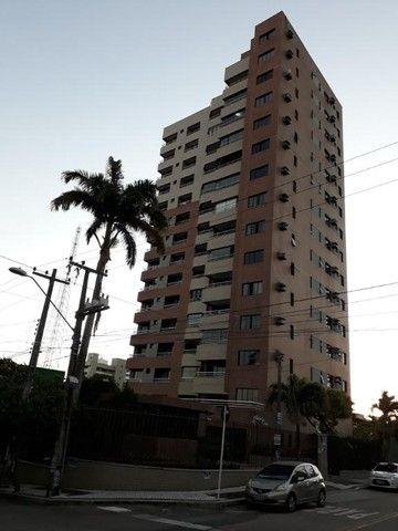 Apto com 3 suítes à venda, 114 m² por R$ 550.000 - Dionísio Torres - Fortaleza/CE
