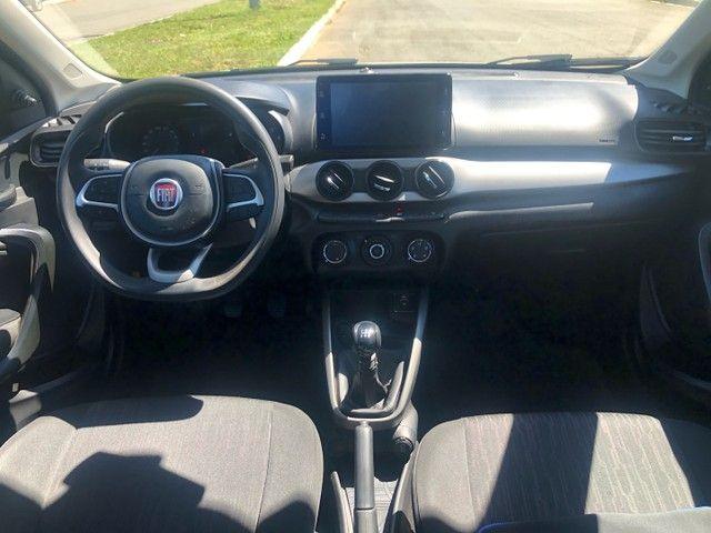 Fiat Argo 1.0 drive 2019/20 c/multimídia  - Foto 13