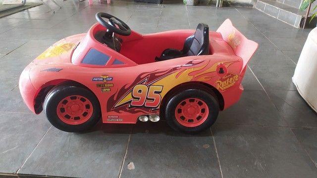 Vendo carro McQueen