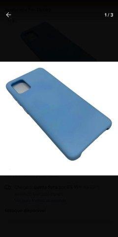 Capa silicone Samsung Galaxy A50 A51 A30s
