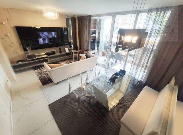 Apartamento com 3 dormitórios à venda, 127 m² por R$ 1.273.818 - Aldeota - Fortaleza/CE - Foto 7