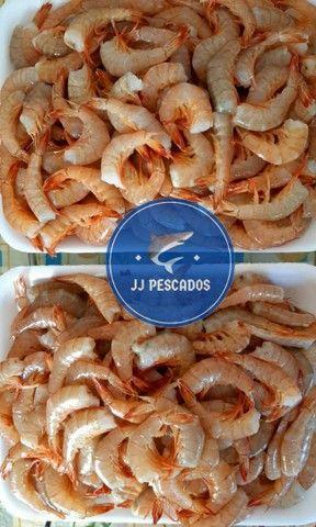 Peixe e camarão fresco - Foto 2