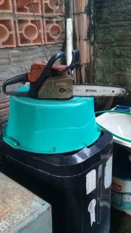 Vendo serra elétrica  - Foto 3