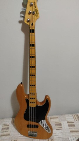 Jazz bass squier VM - Foto 5