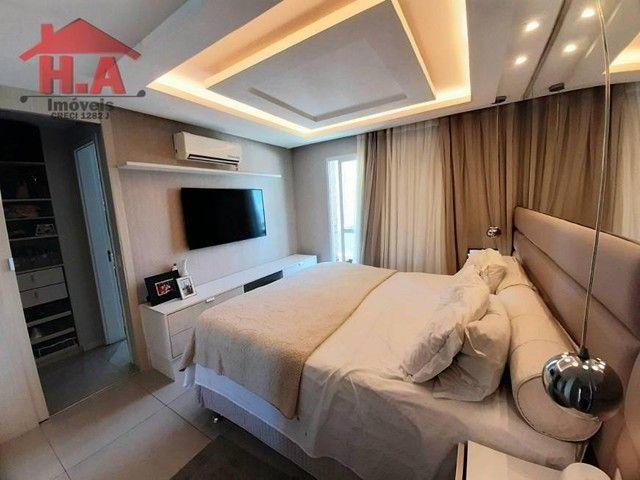Apartamento com 3 dormitórios à venda, 136 m² por R$ 950.000,00 - Aldeota - Fortaleza/CE - Foto 5