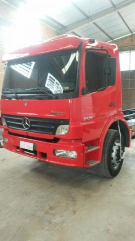 MB ATEGO 2425 2008 NO CHASSI