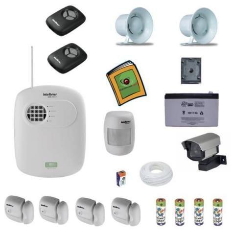 Alarme residencial e comercial com instalação inclusa
