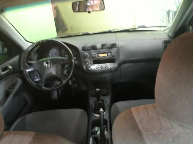 Honda Civic Lx 2005/06