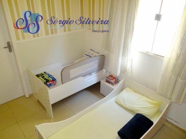 Casa em condomínio fechado no Eusébio com 3 quartos toda projetada - Foto 9