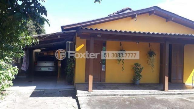 Casa à venda com 4 dormitórios em Petrópolis, Taquara cod:186224