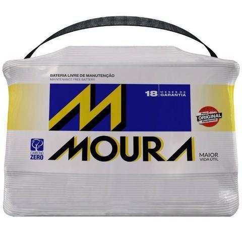 Bateria Moura 50EX - 12v 50ah