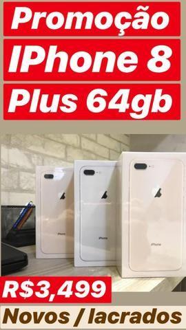 IPhoneSul - IPhone 8 Plus 64gb - Novo Lacrado