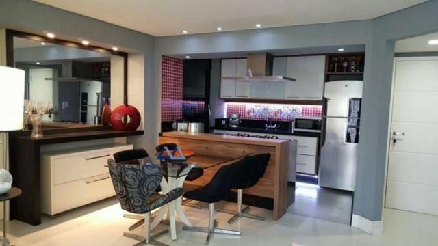 Apartamento - Alto Padrão Porteira Fechada - Tatuapé - 90m2/3dor.1st/1vga