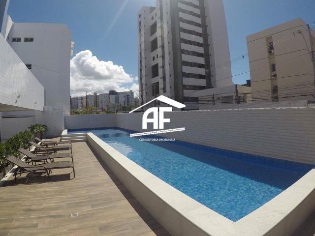 Apartamento na Jatiúca 62m² 2 quartos e 1 suíte - Excelente Localização - Foto 12